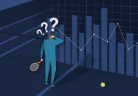 Оценка коэффициентов ставок на теннис без учета уровня подготовки игроков